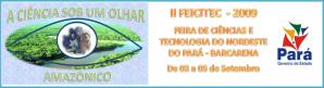 FEIRA DE CIÊNCIA E TECNOLOGIA DO NORDESTE DO PARÁ